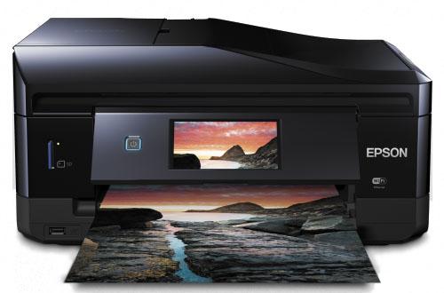 Epson Expression Photo XP-860 Tintenstrahldruck Fax - Farbig - 9,5 ppm - USB, USB 2.0 RJ-45