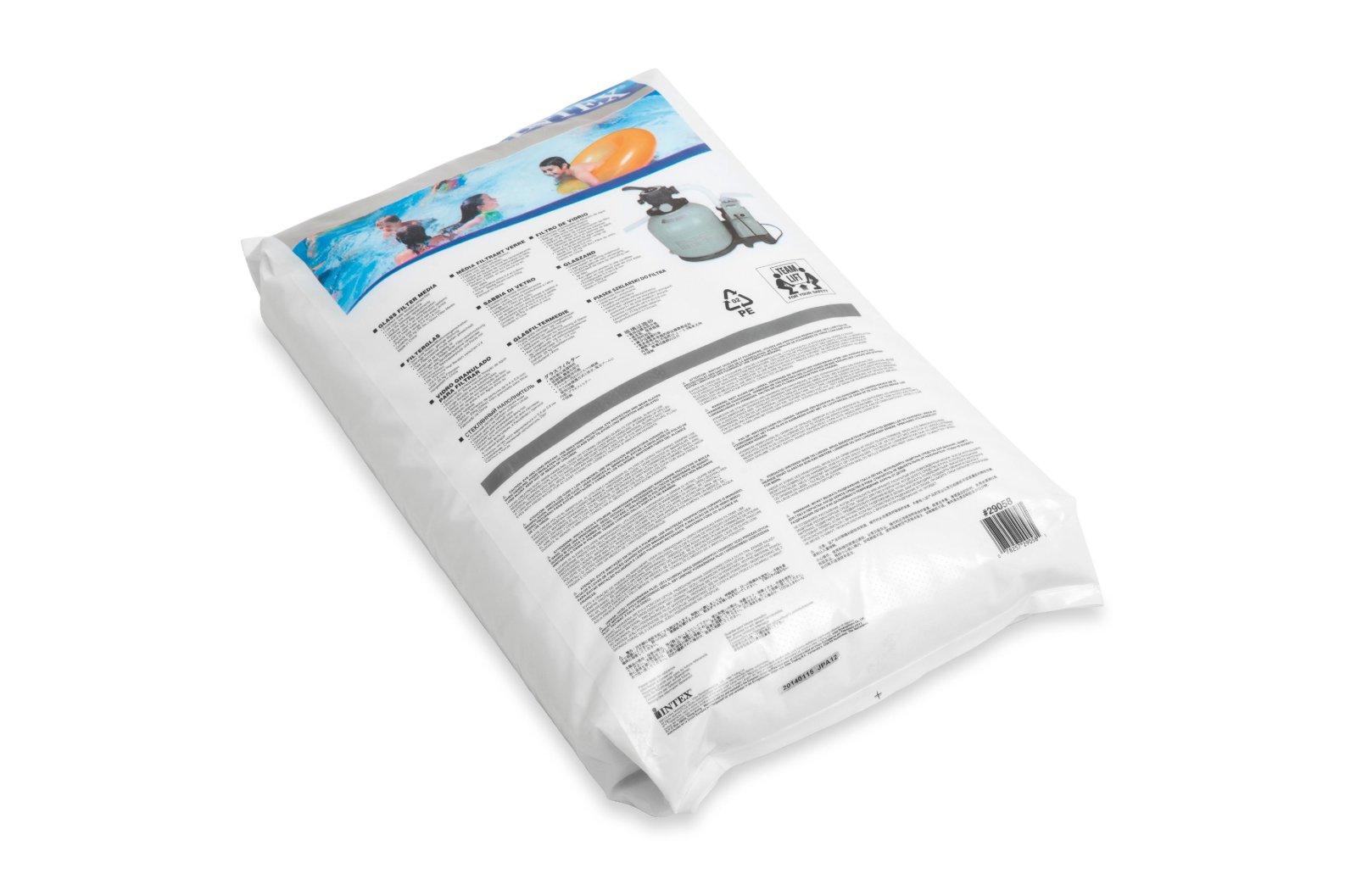 Intex Pool Intex 29058 - Filtermedien - Weiß - 139,7 mm - 584,2 mm - 330,2 mm - 25,6 kg