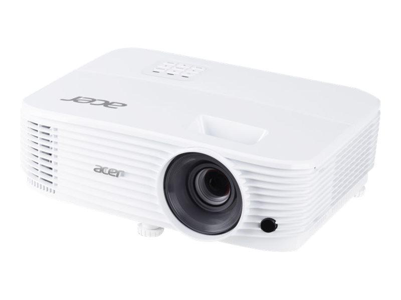 Acer P1155 - DLP-Projektor - UHP - tragbar - 3D - 4000 ANSI-Lumen - SVGA (800 x 600)