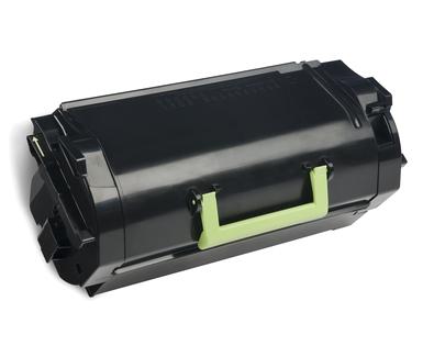Lexmark 52D0HA0 Laser cartridge 25000Seiten Schwarz Lasertoner / Patrone