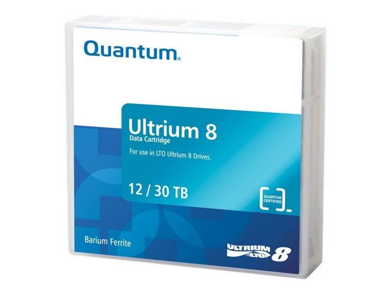 Quantum LTO Ultrium 8 - 12 TB / 30 TB - Brick