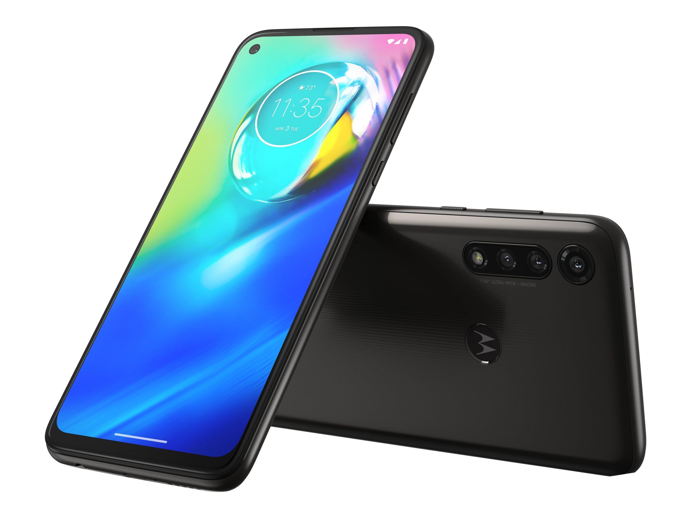 "Motorola Mobility Motorola Moto G8 Power - Smartphone - Dual-SIM - 4G LTE - 64 GB - microSD slot - GSM - 6.4"" - 2300 x 1080 Pixel (399 ppi (Pixel pro Zoll))"