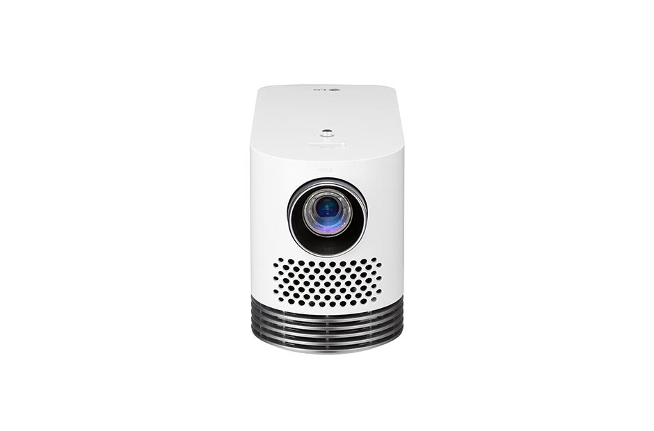 LG HF80JG Tragbarer Projektor 2000ANSI Lumen 1080p (1920x1080) Weiß Beamer