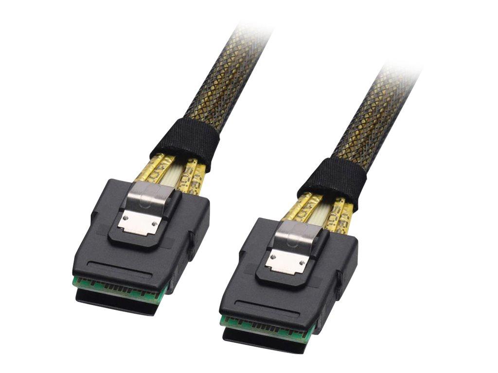 Lindy Internes SAS-Kabel - 4-Lane - 36 PIN 4iMini MultiLane (M)
