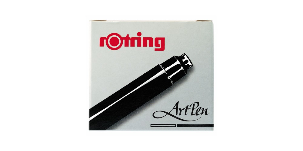 rOtring Art Pen - Schwarz - Art Pen