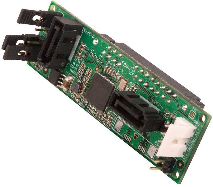 Lindy Speicher-Controller - SATA 6Gb/s - 600 MBps