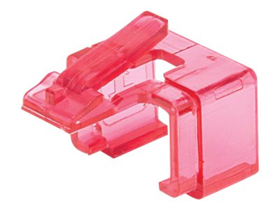 Intellinet RJ45 Repair Clip, For RJ45 modular plug, Mixed Transparent Colours (Red, Yellow, Green, Violet and Black)