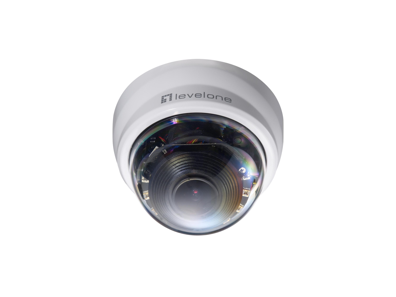 LevelOne FCS-4201 - Netzwerk-Überwachungskamera - Kuppel