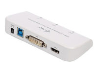 USB 3.0 Dual Display Adapter Advance