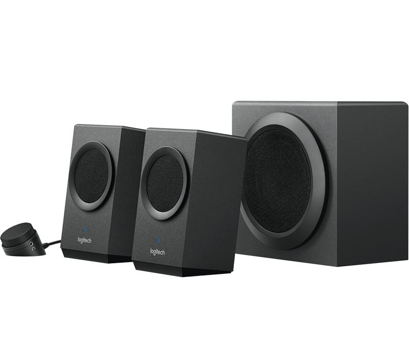 Logitech Z337 - Lautsprechersystem - 2.1-Kanal