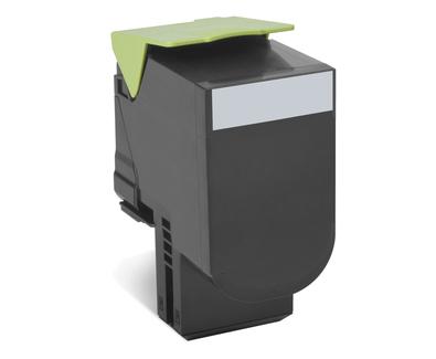 Lexmark 802SK Laser cartridge 2500Seiten Schwarz