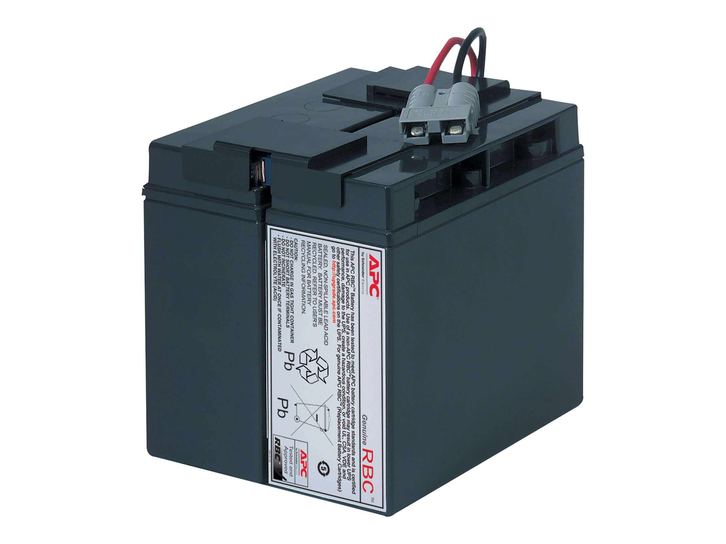 APC Replacement Battery Cartridge #7 - USV-Akku