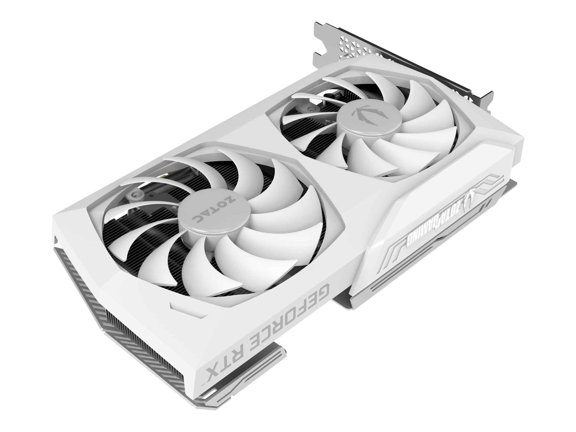 ZOTAC GAMING GeForce RTX 3060 AMP - White Edition