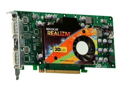 3Dlabs Wildcat Realizm 500 - Grafikkarten