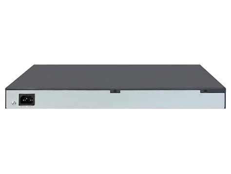 HP Enterprise 142024GPoE+ (124W) Unmanaged L2 Gigabit Ethernet (10/100/1000) Power over Ethernet (PoE) 1U Energy Star certified