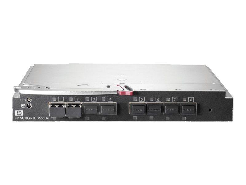 HP BLc VC-FC 8Gb 24-Port Opt Kit (466482-B21) - REFURB