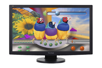 ViewSonic Graphic Series VG2433-LED 23.6Zoll Full HD Schwarz Computerbildschirm