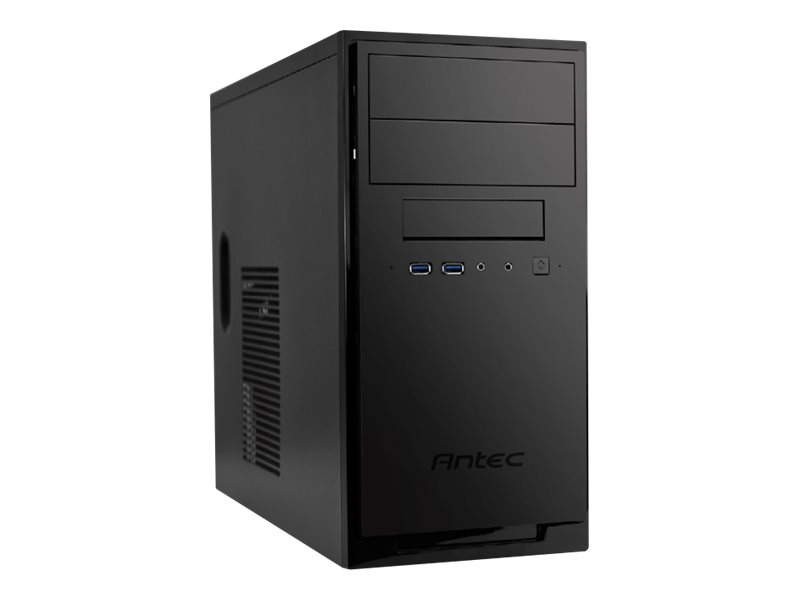 Antec New Solution NSK3100 - Tower - mini ITX / micro ATX