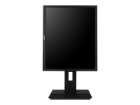 B6 B196LAymdr 19Zoll HD LED Flach Grau Computerbildschirm