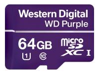 Purple Speicherkarte 64 GB MicroSDXC Klasse 10