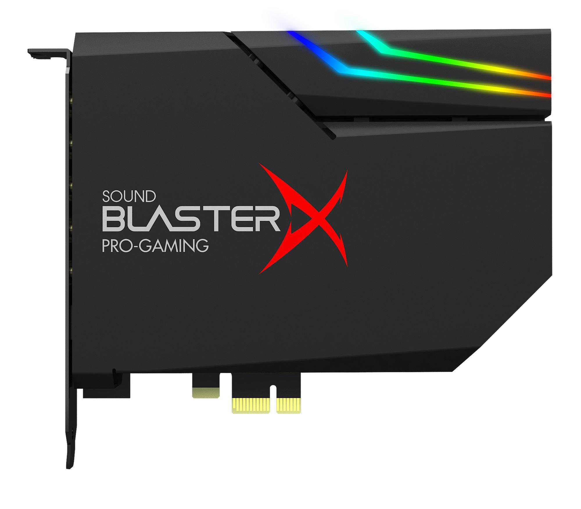 Creative Sound BlasterX AE-5 PCI Express Intern