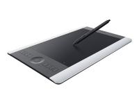 Intuos Pro M SE - DE & IT 5080lpi 224 x 140mm USB Schwarz - Silber Grafiktablett