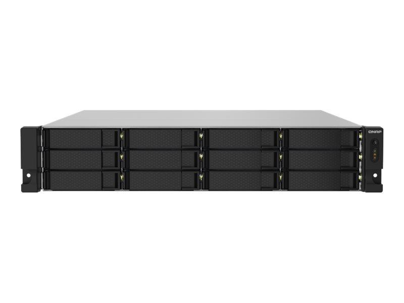 QNAP TS-1232PXU-RP - NAS-Server - 12 Schächte