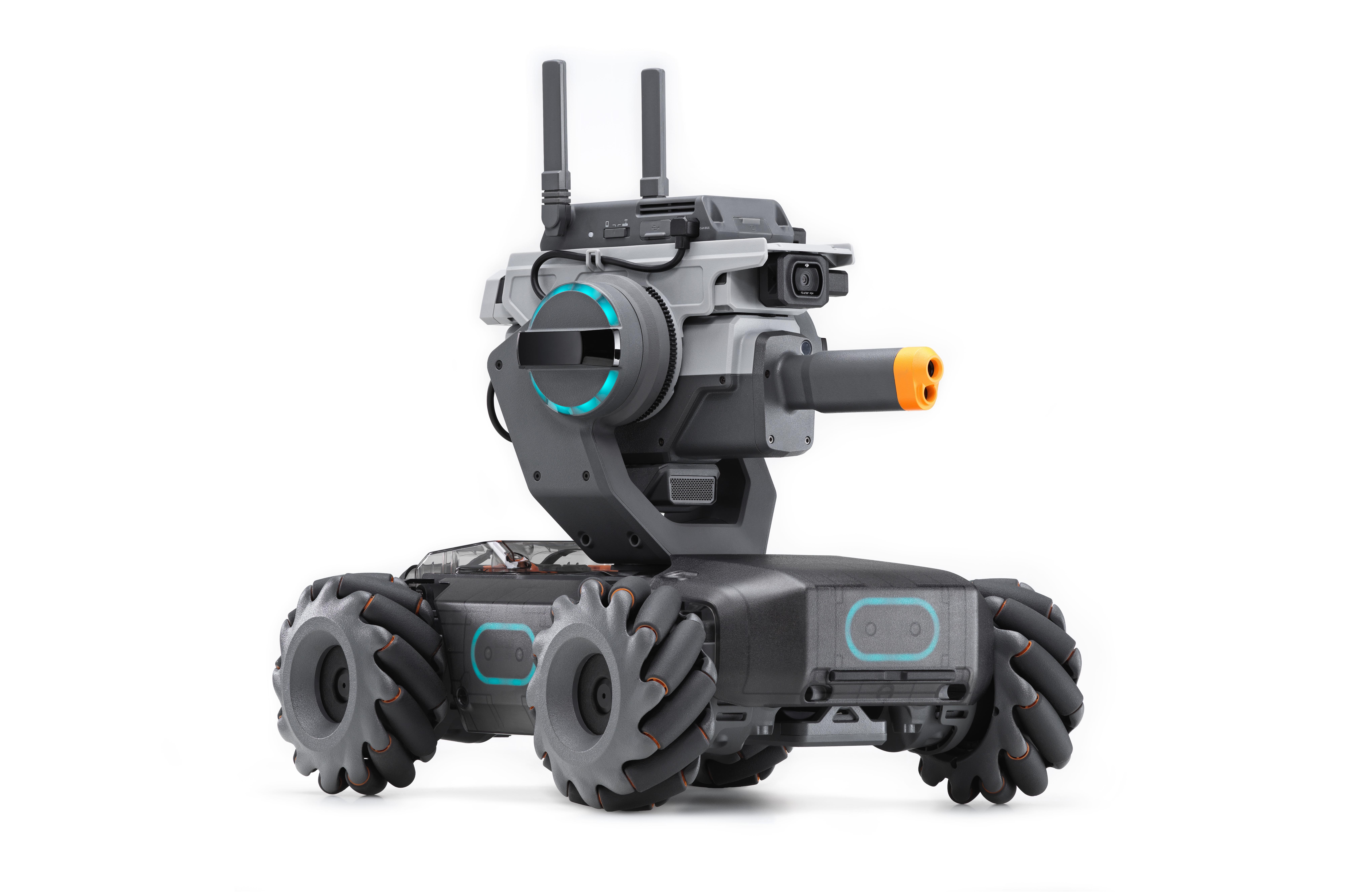 DJI RoboMaster S1 - 2,549 kg/cm - 5 MP - 360° - -10 - 40 °C - 240 mm - 320 mm