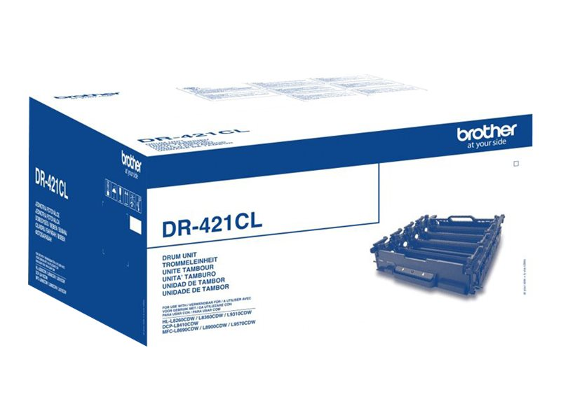 Brother DR421CL - Original - Trommeleinheit - für Brother DCP-L8410