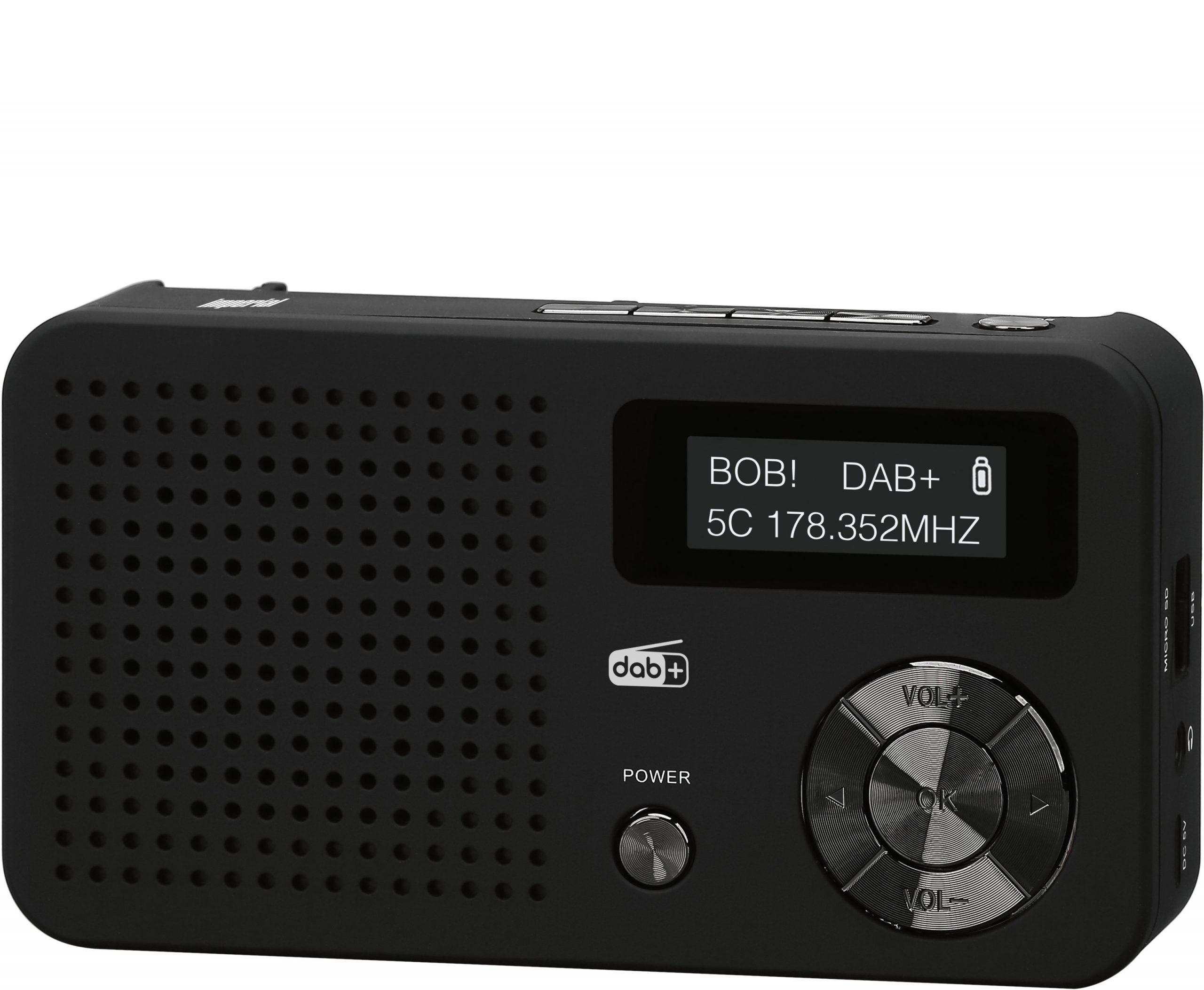 Imperial Dabman 13 - Tragbar - Digital - DAB,DAB+,FM - 87,5 - 108 MHz - 174 - 240 MHz - 174 - 240 MHz