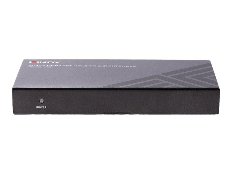 Lindy C6 HDBaseT HDMI 18G & IR Extender Receiver