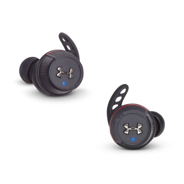 JBL Under Armour True Wireless Flash - Kopfhörer - im Ohr - Schwarz - Binaural - Kabellos - A2DP,AVRCP,HFP