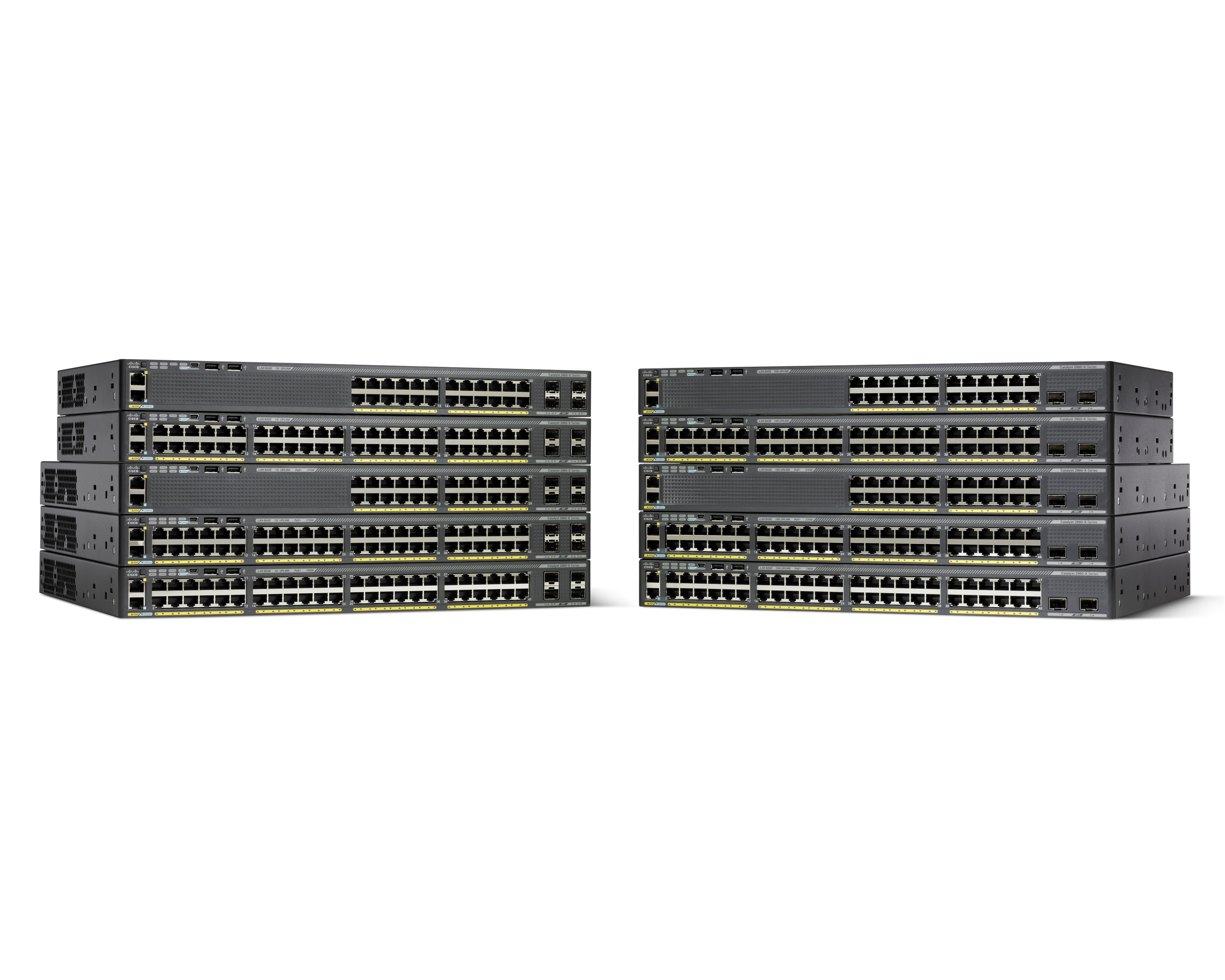 Cisco Catalyst 2960X-24TS-L Switch (WS-C2960X-24TS-L)