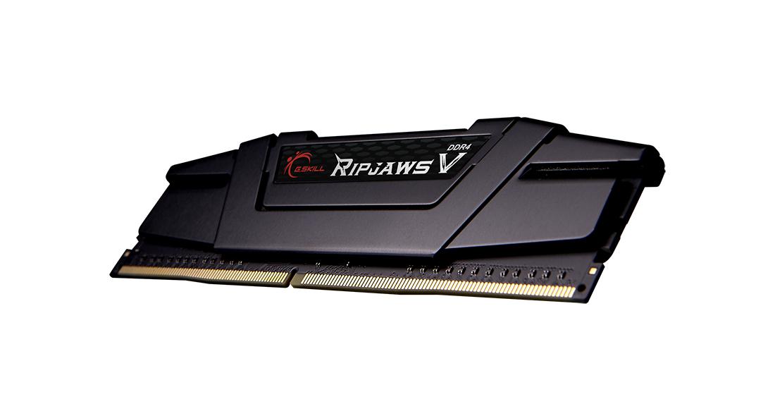 G.Skill Ripjaws V - DDR4 - 128 GB: 4 32 GB - DIMM 288-PIN