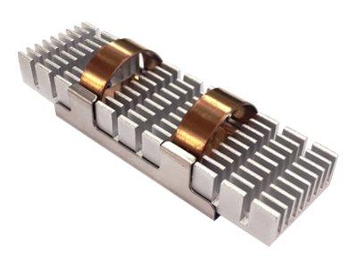 QNAP HS-M2SSD-03 - Solid State Drive Kühlkörper - Dunkelgrün (Packung mit 6)