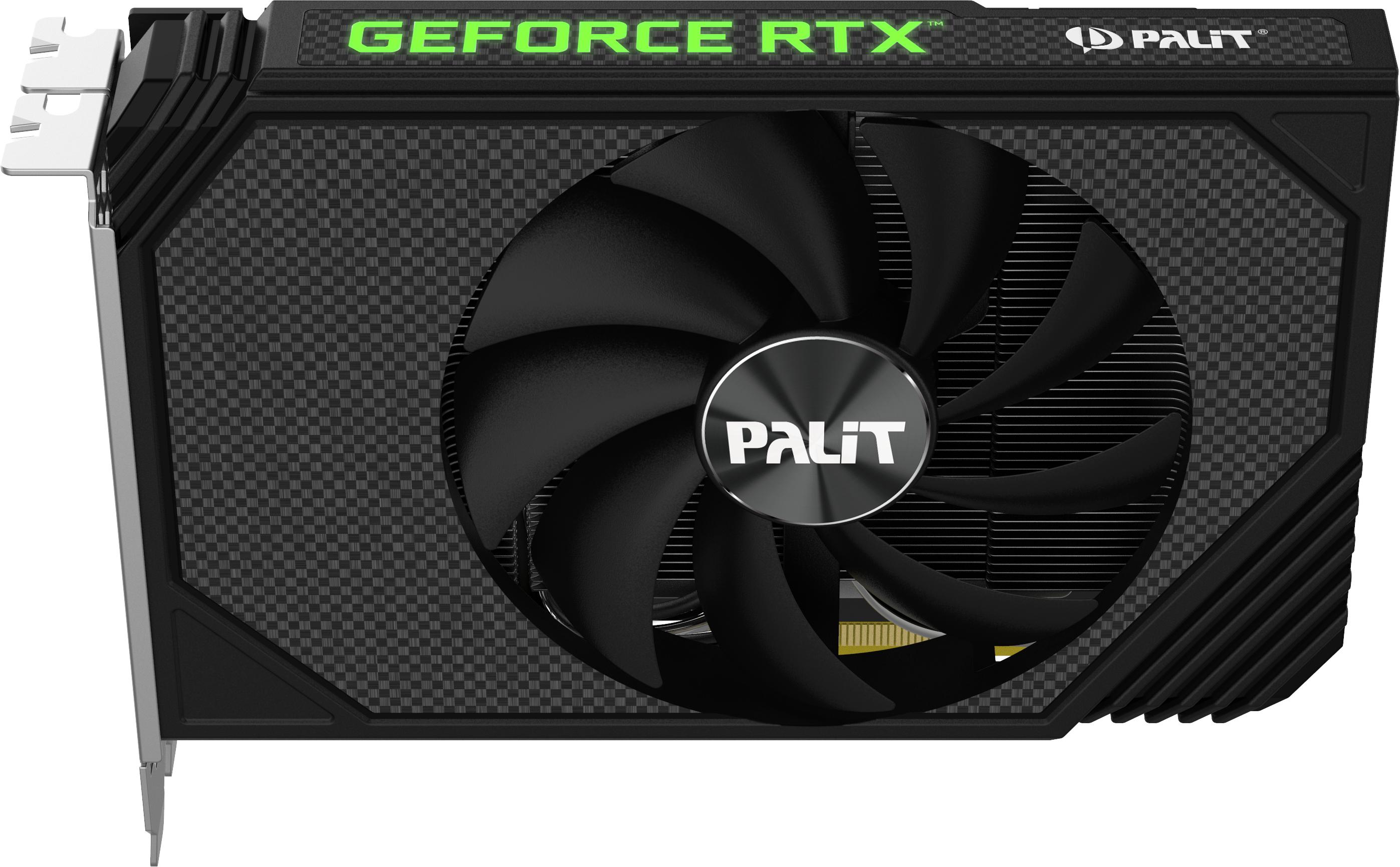 Palit GeForce RTX 3060 StormX OC - Grafikkarten