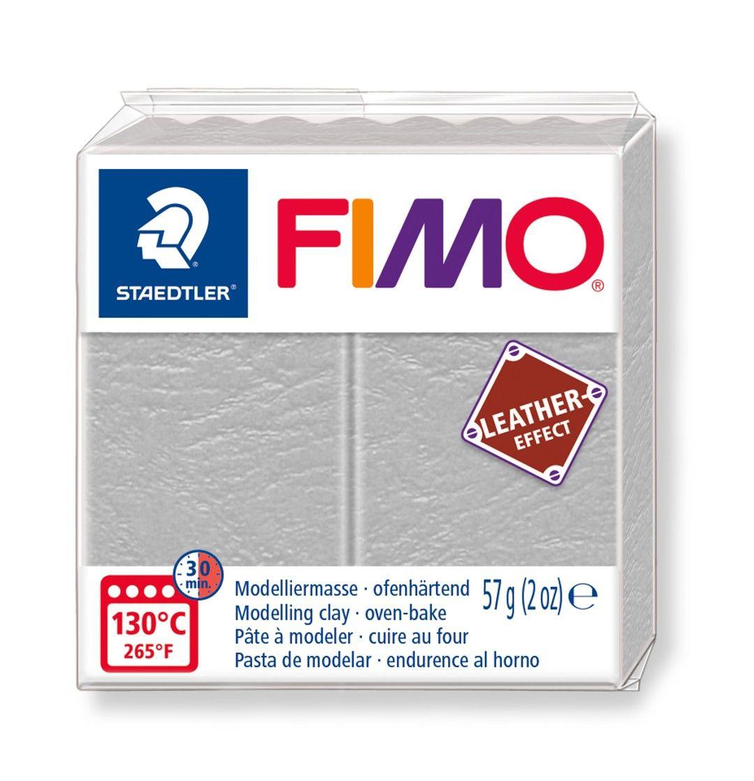 Vorschau: STAEDTLER FIMO 8010 - Knetmasse - Grau - Erwachsene - 1 Stück(e) - 1 Farben - 130 °C