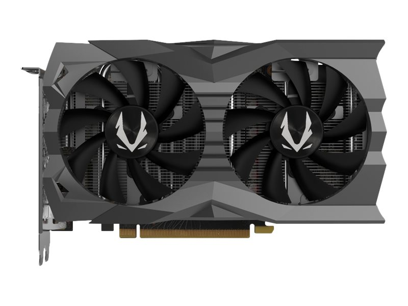 ZOTAC GAMING GeForce GTX 1660 AMP - Grafikkarten