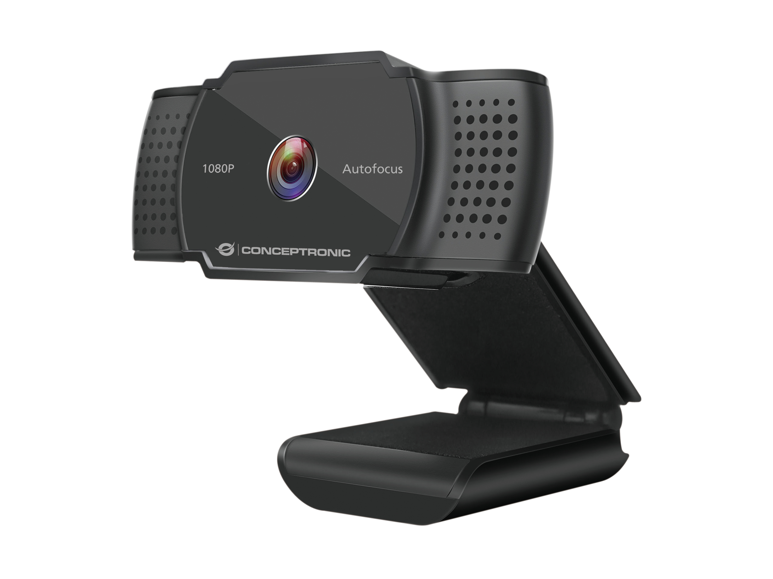 Conceptronic Webcam AMDIS 1080P HD Webcam+Microphone sw