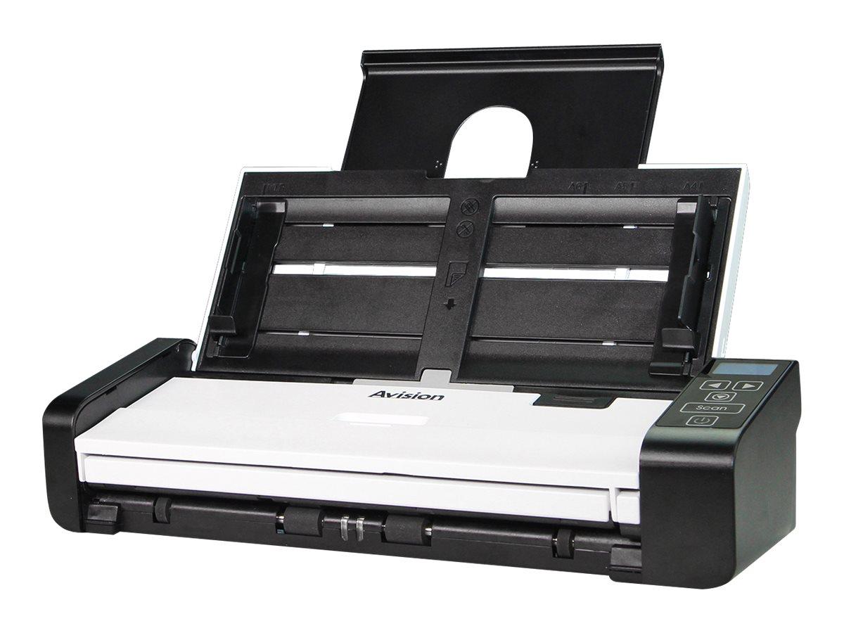 Avision AD215 series AD215L - Dokumentenscanner - Duplex - Legal - 600 dpi - bis zu 20 Seiten/Min. (einfarbig)