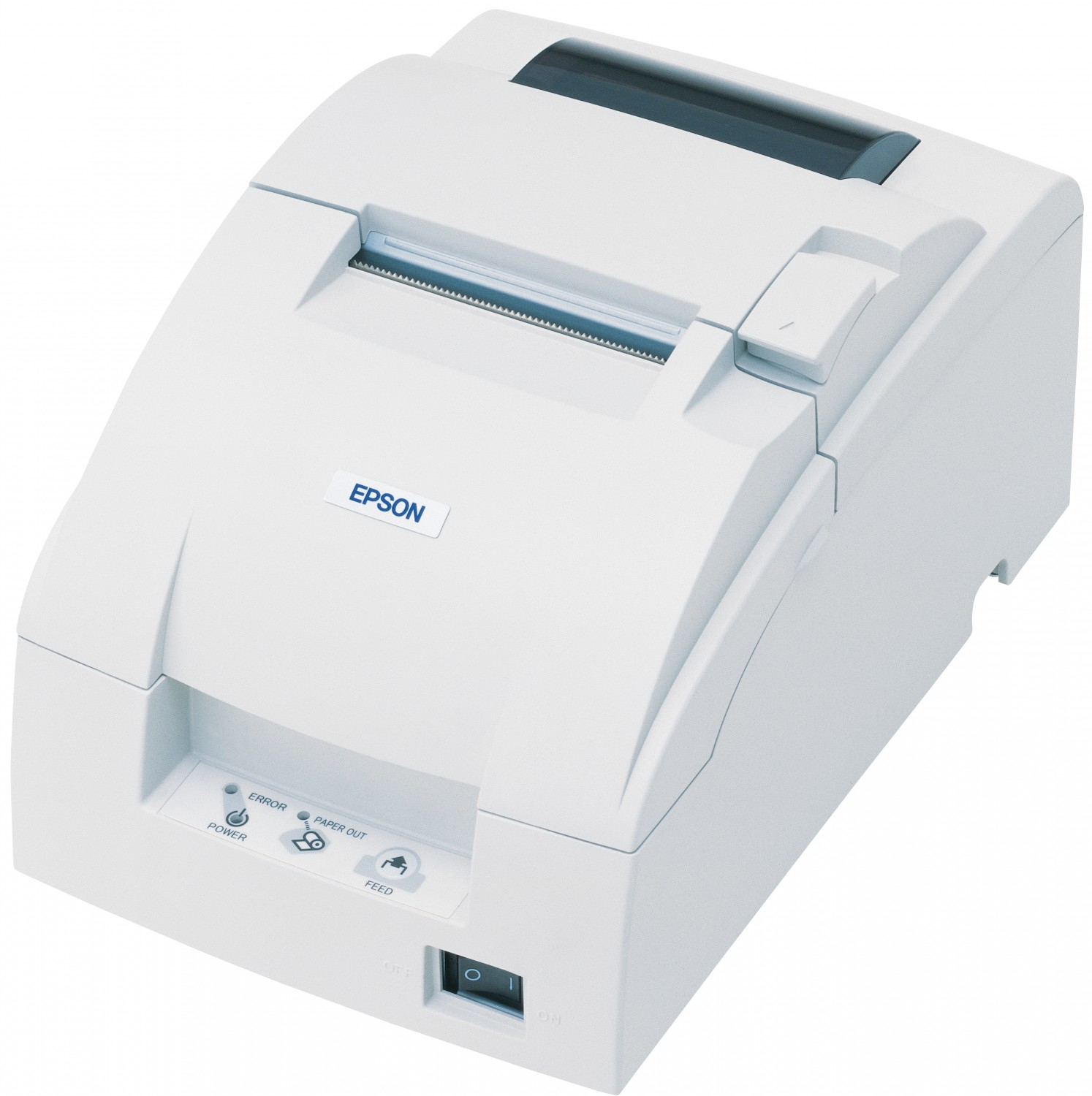 Epson TM-U220B Punktmatrix POS printer Weiß
