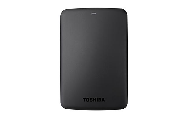 Toshiba Canvio Basics 2.5 3TB 3000GB Schwarz Externe Festplatte