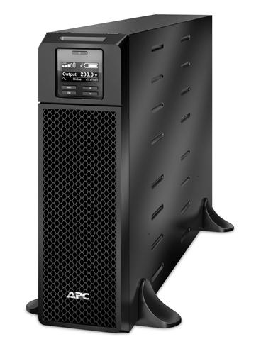 APC Smart-UPS On-Line Doppelwandler (Online) 5000VA 12AC-Ausgänge Schwarz Unterbrechungsfreie Stromversorgung (UPS)
