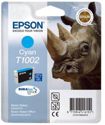 Epson T1002 - Druckerpatrone - 1 x Cyan