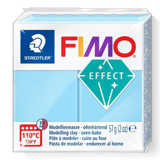 Vorschau: STAEDTLER FIMO 8020 - Modellierton - Blau - Erwachsene - 1 Stück(e) - 110 °C - 30 min