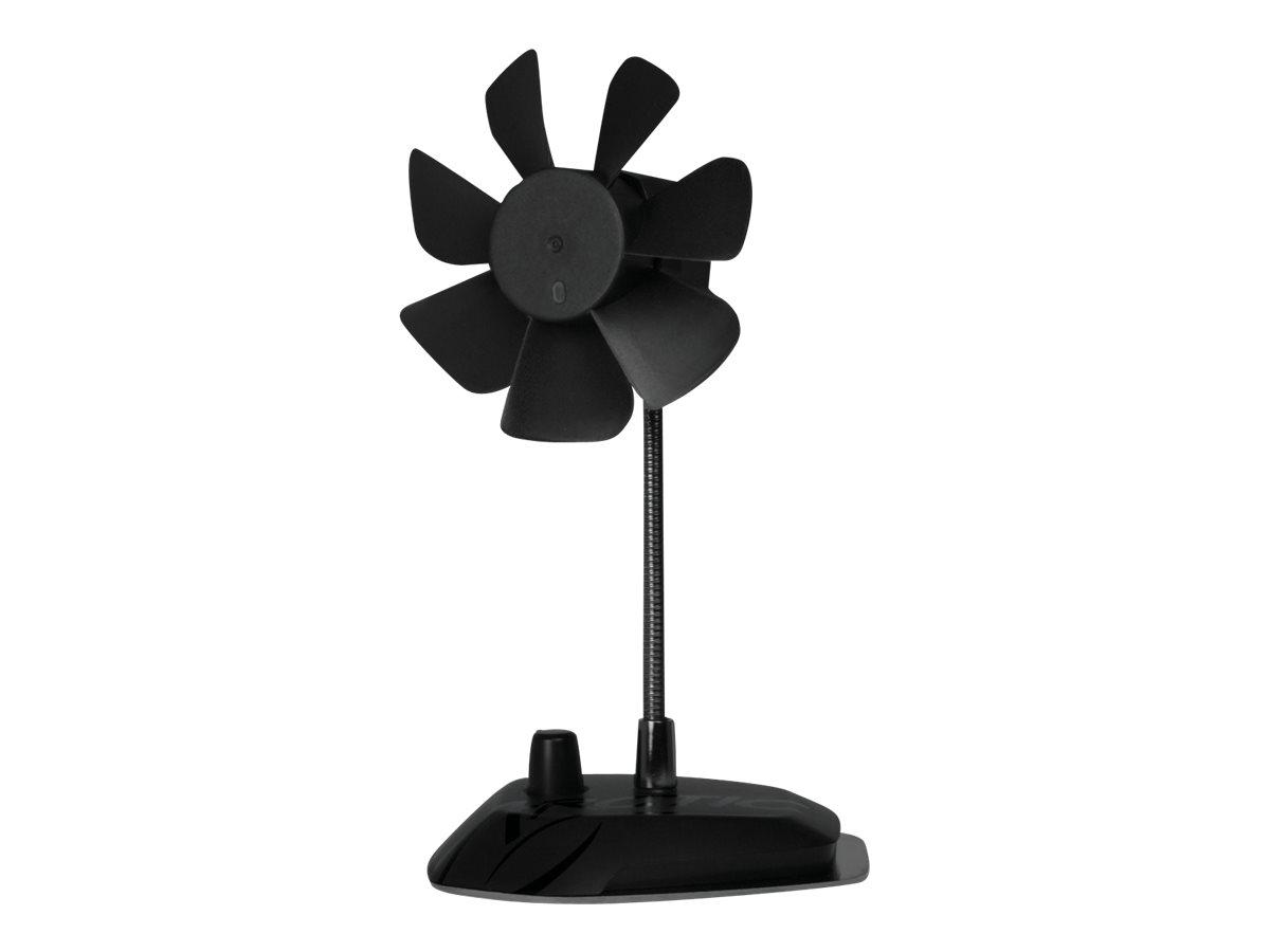 Arctic Breeze - Lüfter - Tisch - 9.2 cm - USB