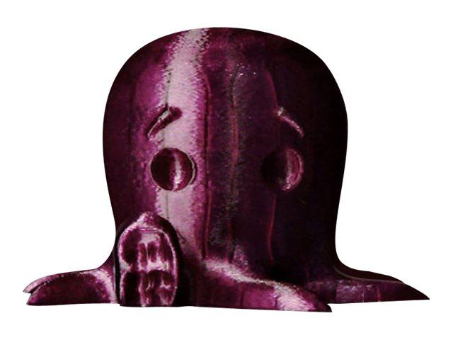 MakerBot PLA-Filament 1 Translucent Purple 227g