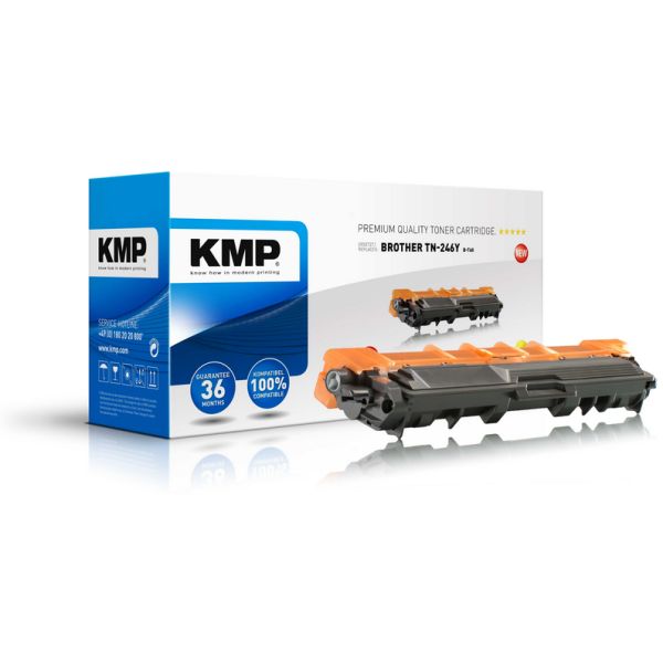 KMP-12483009-1248-3009-2200-pages-Yellow-1-pc-s-compatible-Toner