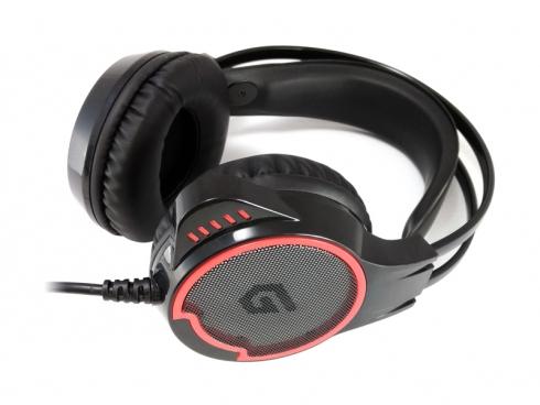 Conceptronic Athan U1 - Headset - 7.1-Kanal - ohrumschließend