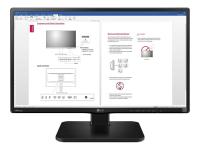 24BK450H-B Computerbildschirm 60,5 cm (23.8 Zoll) Full HD LCD Schwarz